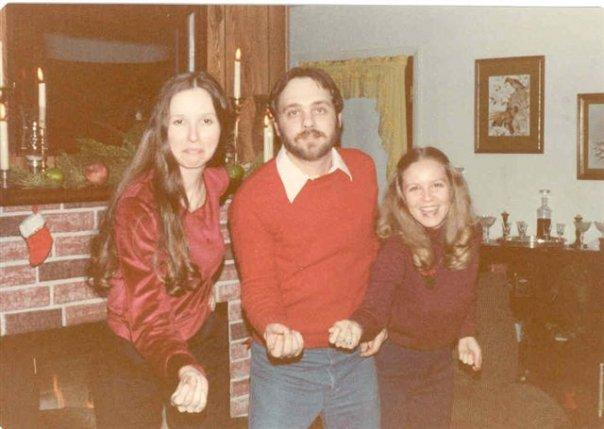 me, Robt, Teresa groovy