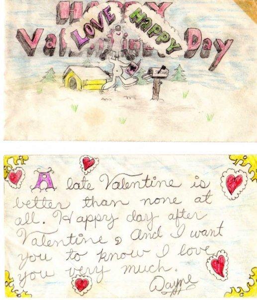 Valentine RWP