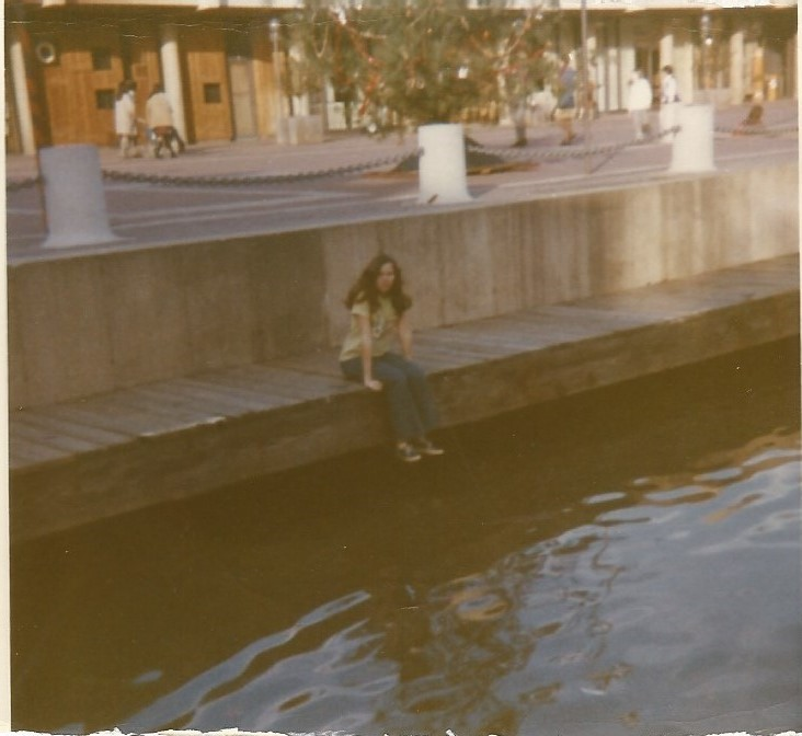 Dixie in Reston 1971